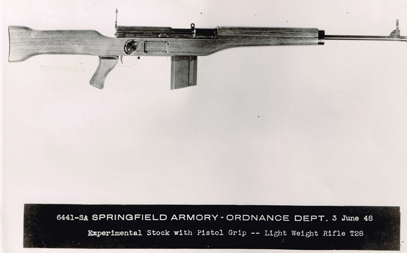 Photos of 1950s Light Rifle Prototypes – Forgotten Weapons