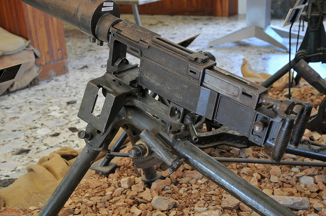Italian machine gun 6.5mm Revelli, Mod. 1914