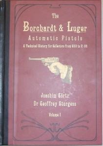 Borchardt & Luger Automatic Pistols cover