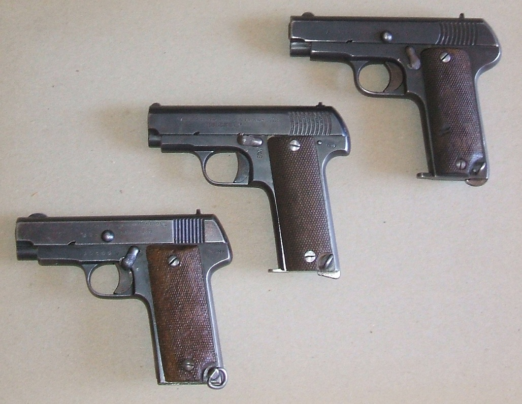 25 Automatic Pistol Makers