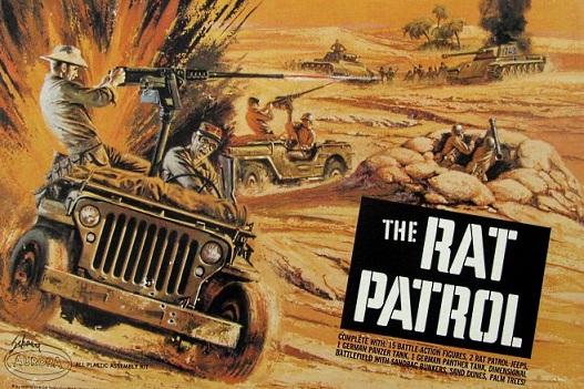 Rat Patrol!