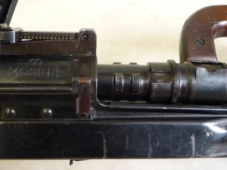 MG39 Rh barrel change