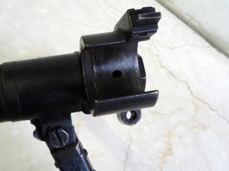 MG39 Rh gas chamber