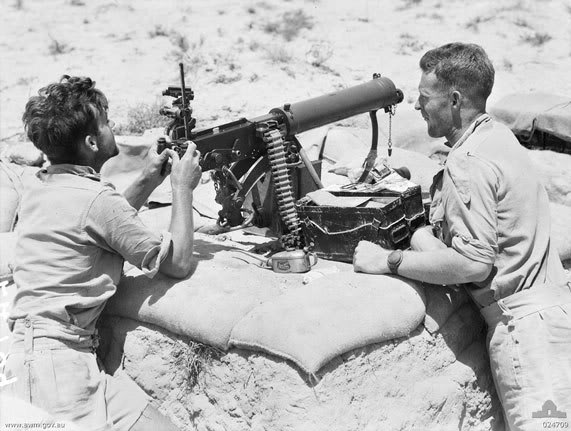 Paean to the Vickers Gun – Forgotten Weapons