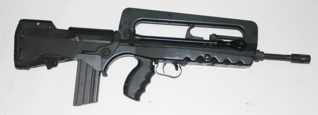 FAMAS F1 rifle