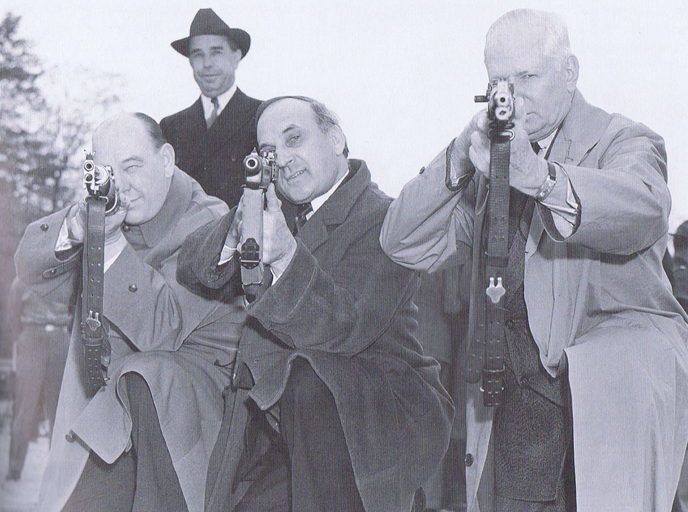 Legislators with guns