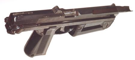 Prototype PM-70 machine pistol
