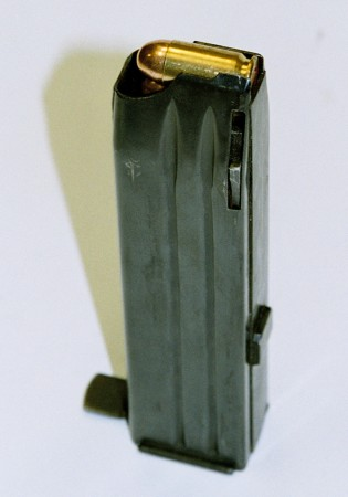 PM-63 magazine, 15 rounds