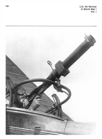 Hythe camera gun in US service