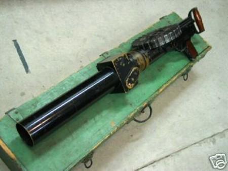 Hythe camera gun left side