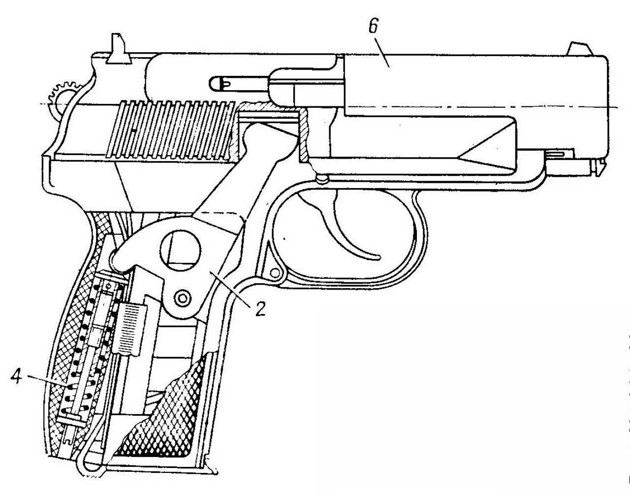 Russian 9mm Pb Silenced Pistol Forgotten Weapons