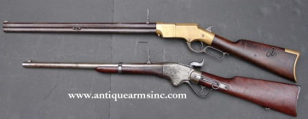 Spencer and Henry rifles