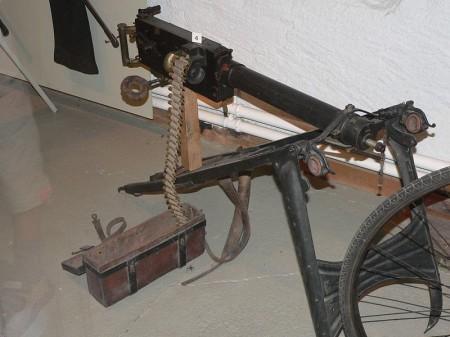 Swiss MG94 Maxim and mount