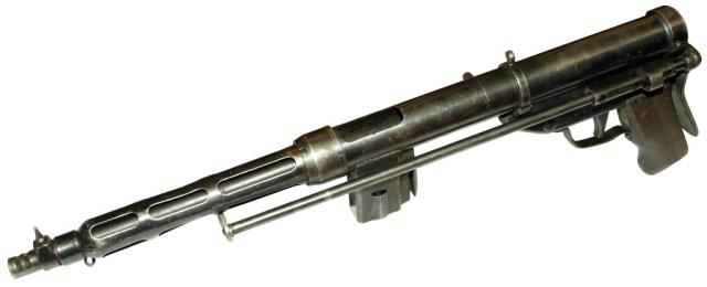 Italian TZ45 SMG