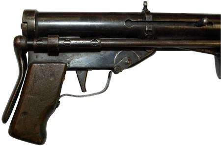 Italian TZ-45 SMG grip