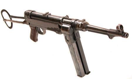 MP40/I dual magazine