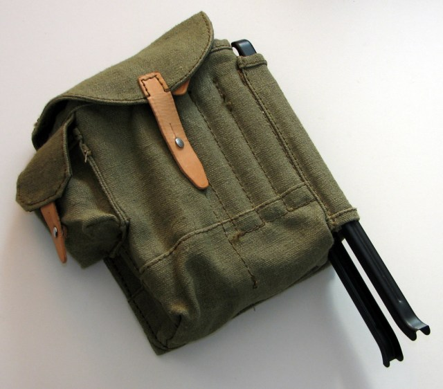 Tantal mag pouch