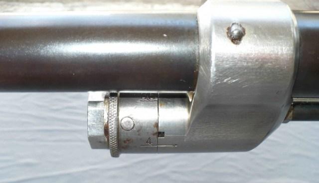 Type 97 gas regulator