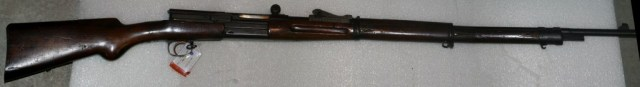 Mannlicher 1905 prototype military rifle