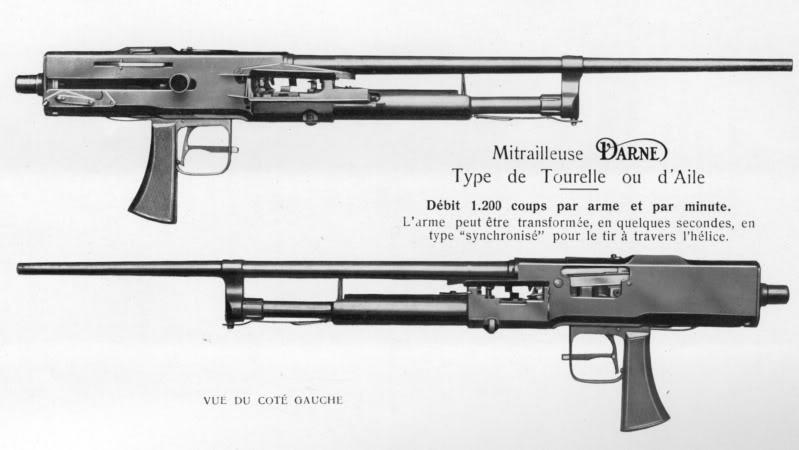 Darne machine gun
