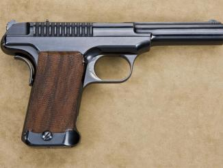 Savage 1907 in .45 ACP