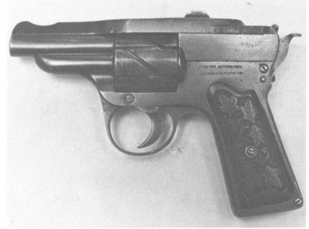 Zulacia y Cia automatic revolver