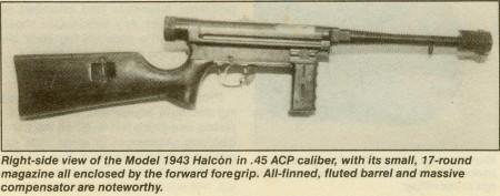 Halcon Modelo 1943