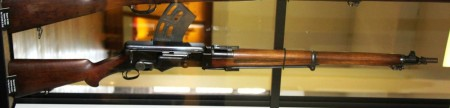 Madsen-Rasmussen 1896 self-loading rifle