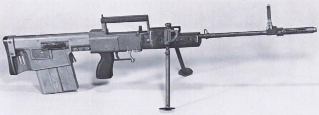 1964 Springfield SPIW prototype
