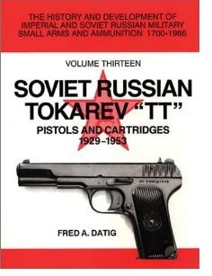 Fred Datig Tokarev book cover