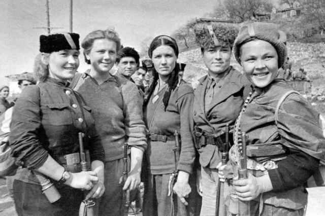 Crimean Guerillas, 1944