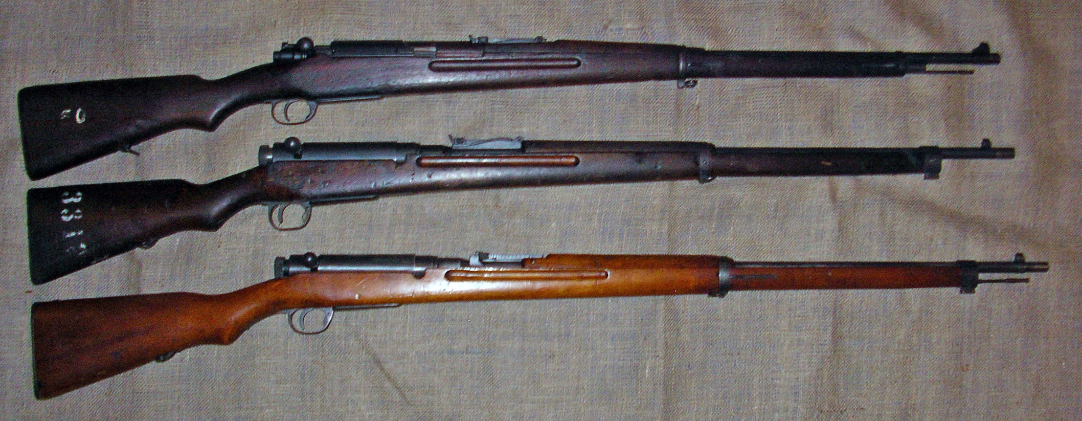 Siamese Mauser Followup – the Type 66 Rifle – Forgotten Weapons