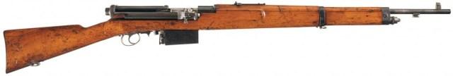 M1908 Mondragon selfloader