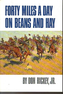Forty Miles a Day on Beans and Hay