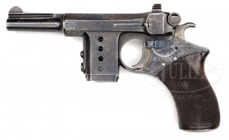 Early production Bergmann Simplex pistol