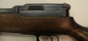 Mauser M1915 receiver markings