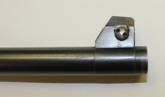 Mauser M1915 front sight adjustment