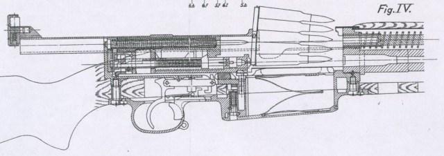 Brondby rifle cutaway