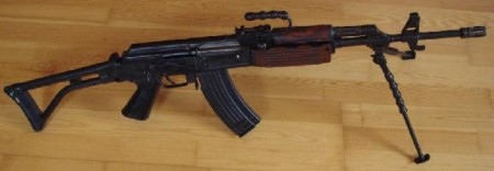 Early Balashnikov rifle