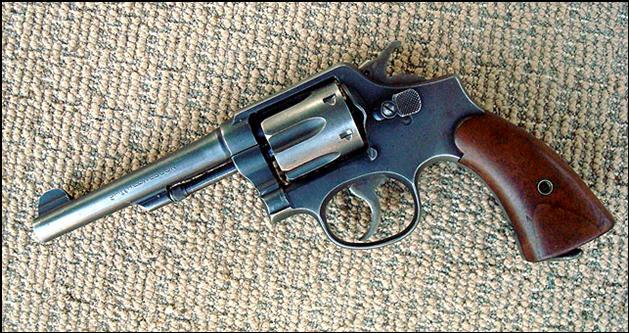Datazione Colt Detective speciale