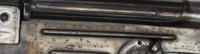 Fusil Asalto CB-51
