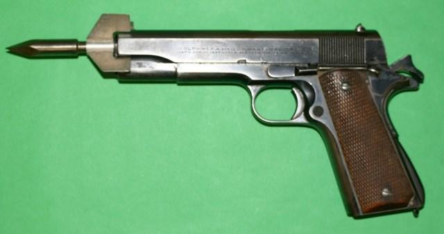 OSS Bigot pistol