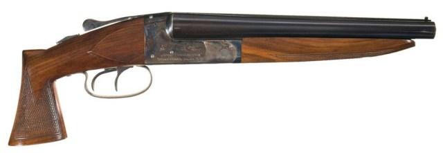 Post-1925 Ithaca Auto & Burglar shotgun