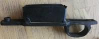 Magazine box and trigger guard