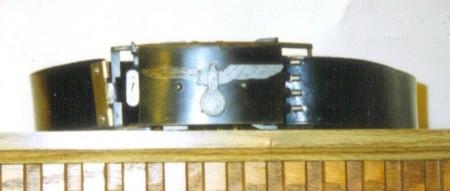Belt buckle pistol s/n 1L