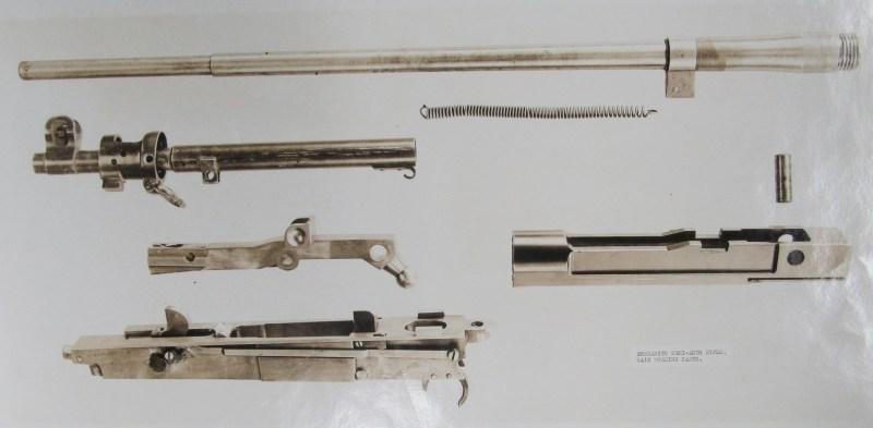 Bommarito rifle major components