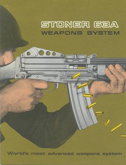 Stoner 63 Weapons System Brochure (English)