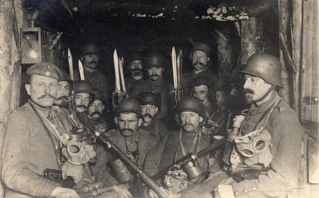 German dugout w grabenpanzer armor