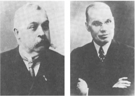 Sons of Leon Nagant - Charles and Maurice Nagant