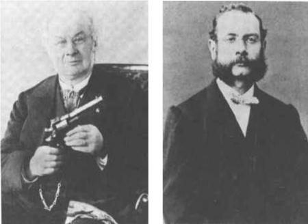 Henri-Léon Nagant and Emile Nagant